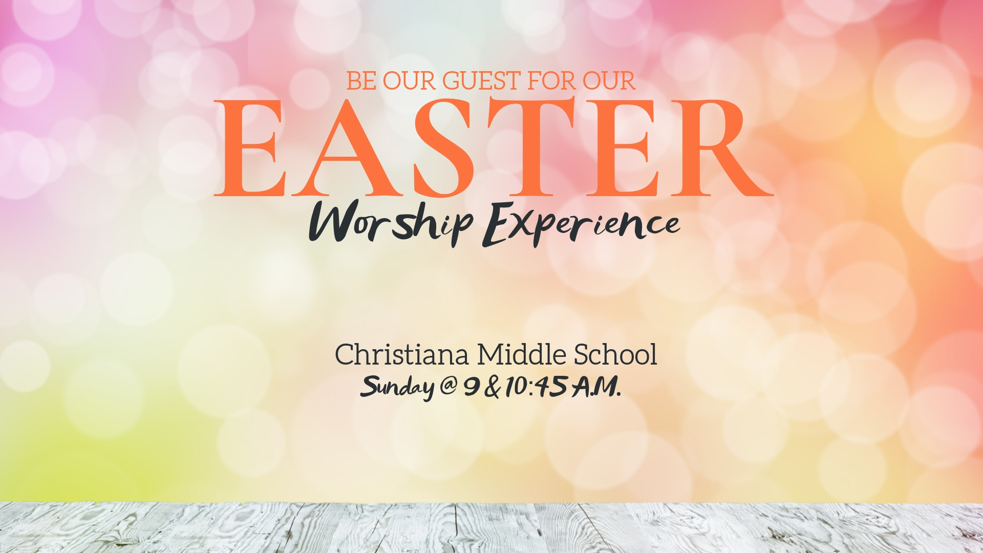 Easter-2019-Service-1